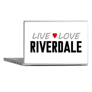 Live Love Riverdale Laptop Skins